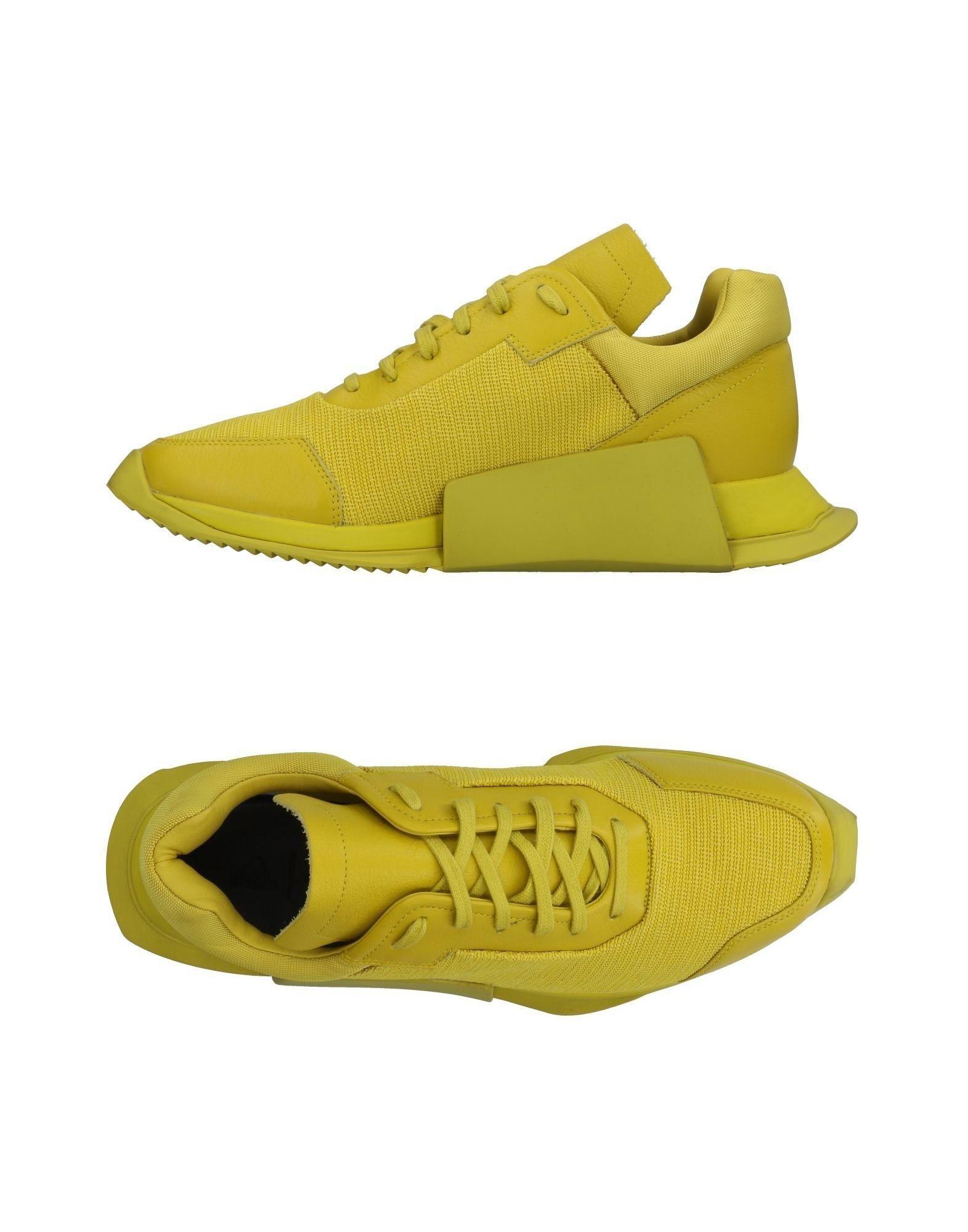 719b6329d52 Ro Level Runner Low Ii Sneakers In Yellow in Yellow/Orange