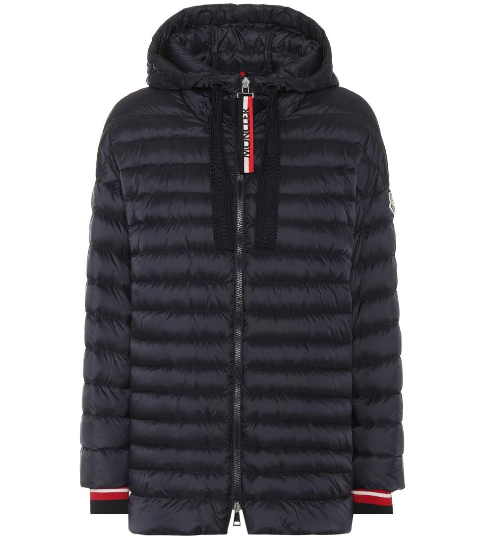 0c66e28a7 Benitoite Quilted Down Jacket in Blue