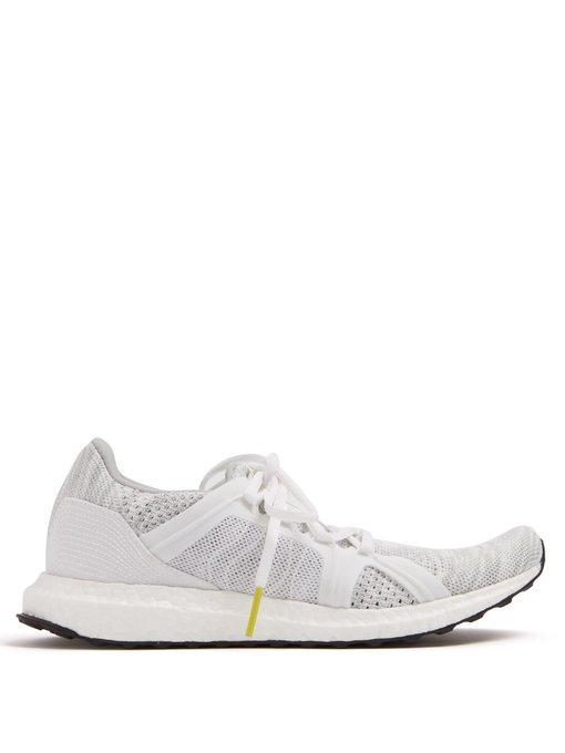 258967dd7 Adidas By Stella Mccartney By Stella Mccartney Ultraboost X Parley Running  Shoe In White