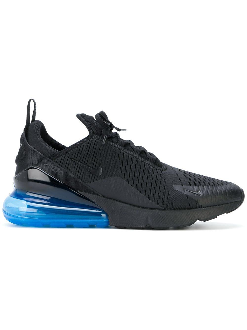62b6a7753d Nike Men's Air Max 270 Casual Sneakers From Finish Line In Black ...