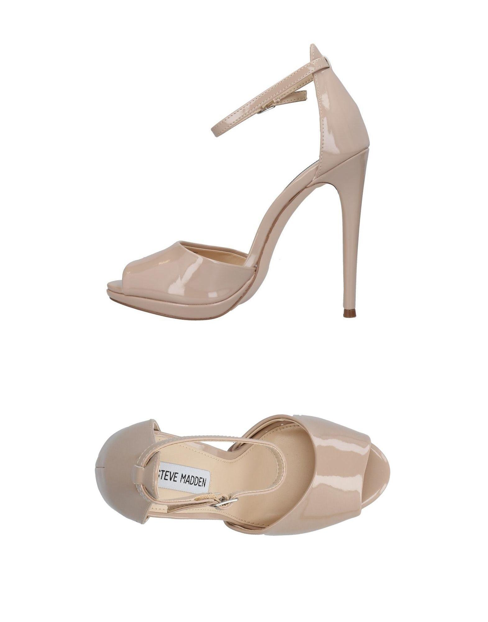 ad3ad10d78b4 Steve Madden Sandals In Pale Pink