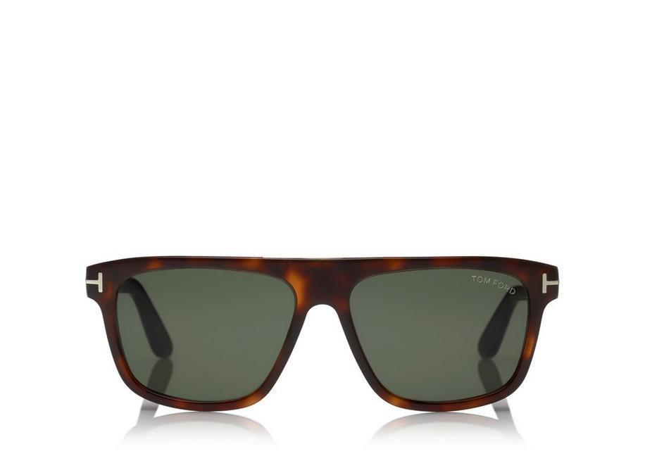 c3d57ce83af Tom Ford Men s Cecilio Flat Top Square Sunglasses