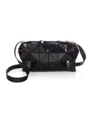 cc6f0b1d73bc Bao Bao Issey Miyake Carton Crossbody Bag In Black