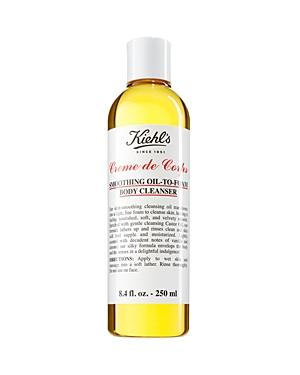 Kiehl's Since 1851 1851 Creme De Corps Smoothing Oil-To-Foam Body Cleanser 8.4 Oz/ 250 Ml