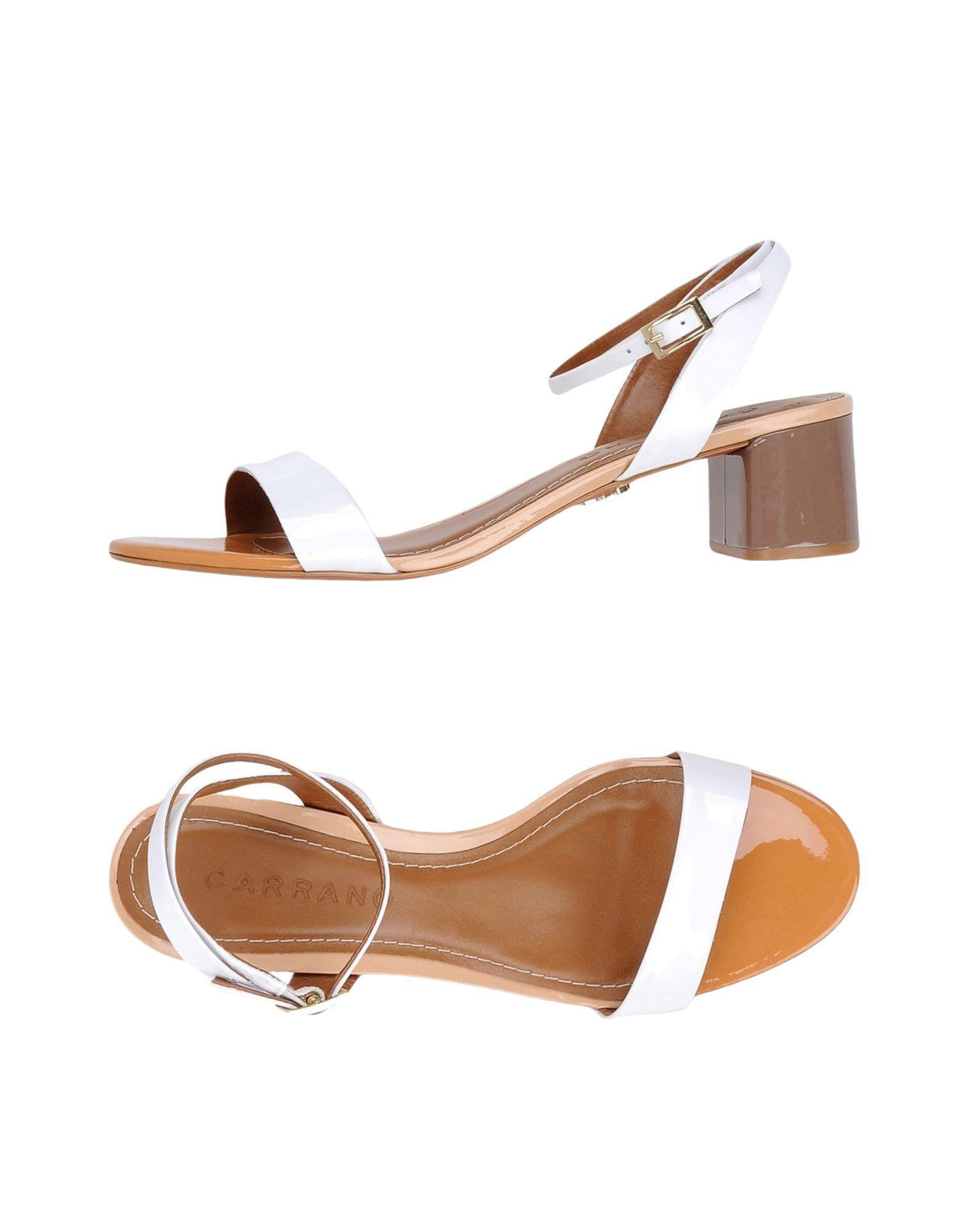 02033037d45a6 CARRANO Sandals. varnished effect