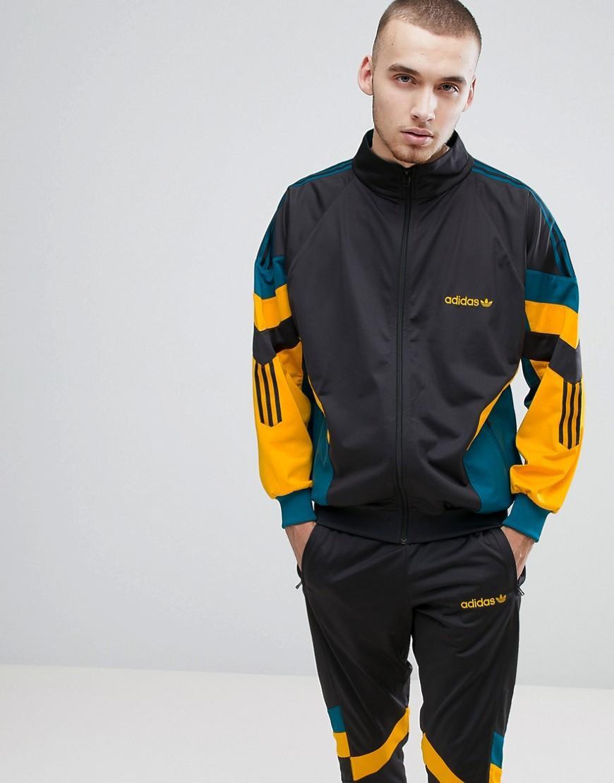 adidas originals vintage jacket