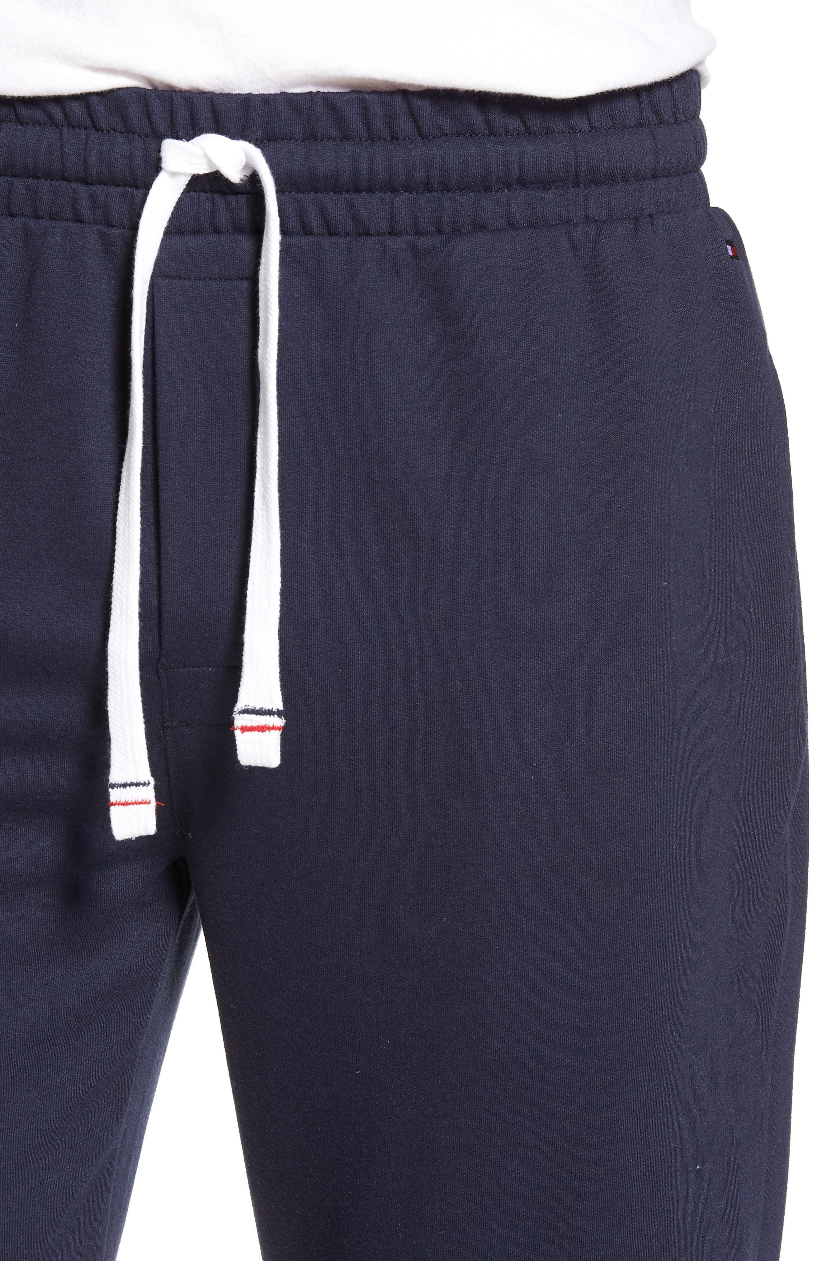 4f8e9e9a9df1 Tommy Hilfiger Men s Modern Essentials French Terry Joggers In Dark Navy