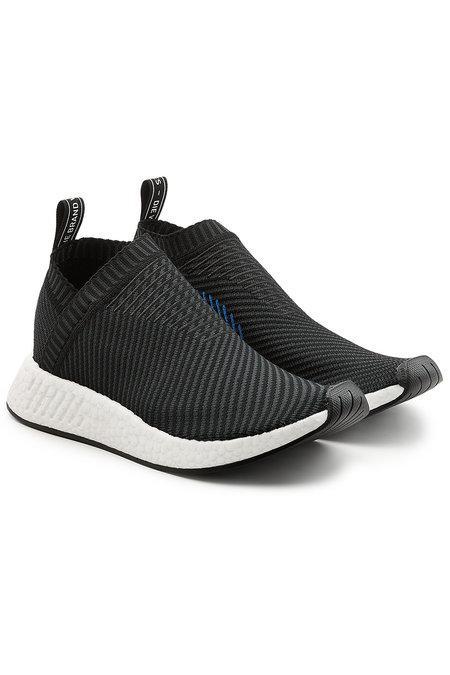 Nmd Cs2 Primeknit Sneakers In Black