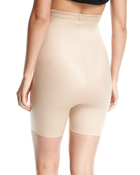 903dc8469e3 Spanx Tummy-Control Power Conceal-Her High-Waisted Thigh Slimmer 10132R In  Nude