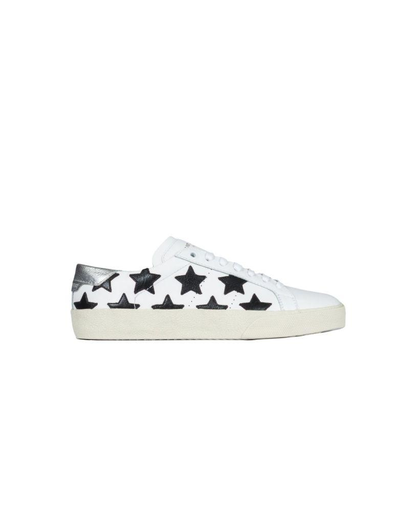 7c981bea1222 Saint Laurent Signature Court Classic Sl 06 California Sneakers In White