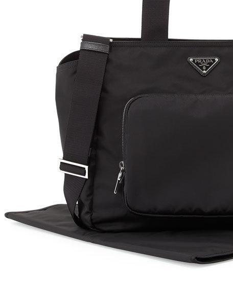d33e6ecff286 Prada Vela Nylon Baby Bag
