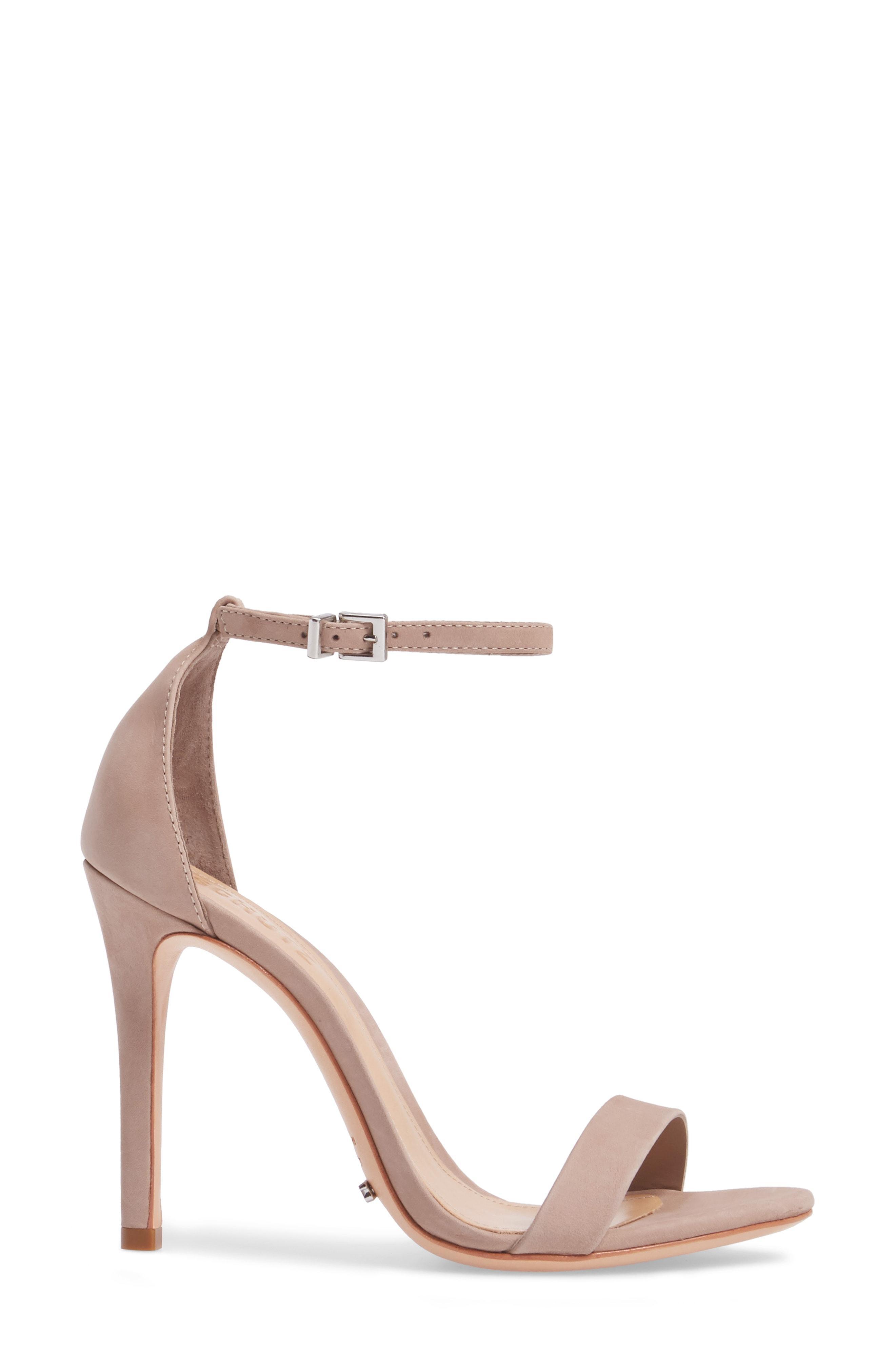 e885a7e249d Women's Cadey Lee Ankle Strap High-Heel Sandals in Neutral