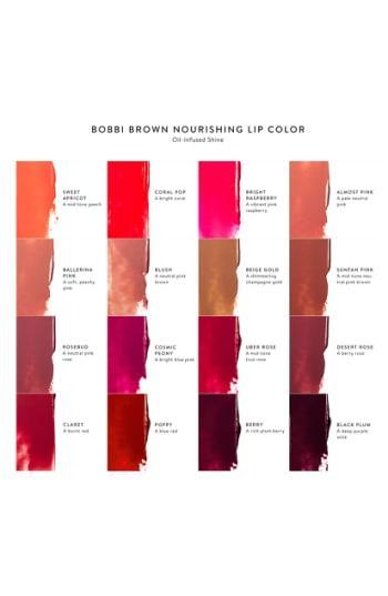 Bobbi Brown Nourishing Lip Color - Italian Rose  Modesens-8506