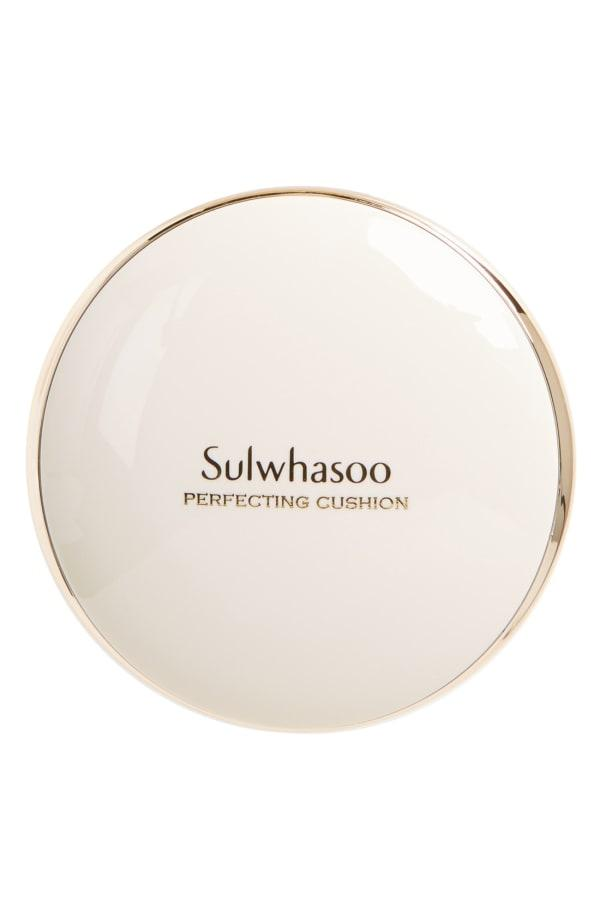 SULWHASOO 'PERFECTING CUSHION' FOUNDATION COMPACT - 13 LIGHT PINK,270400133