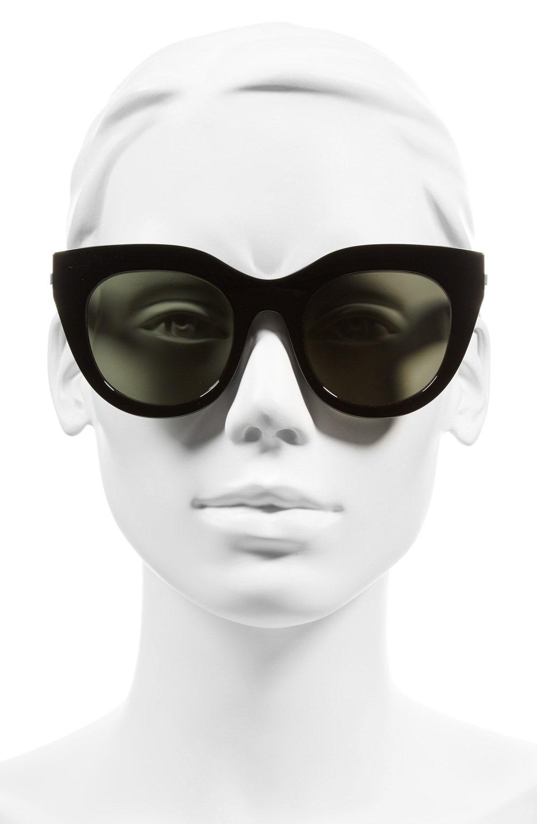 481976927c492 Le Specs Women s Air Heart Cat Eye Sunglasses