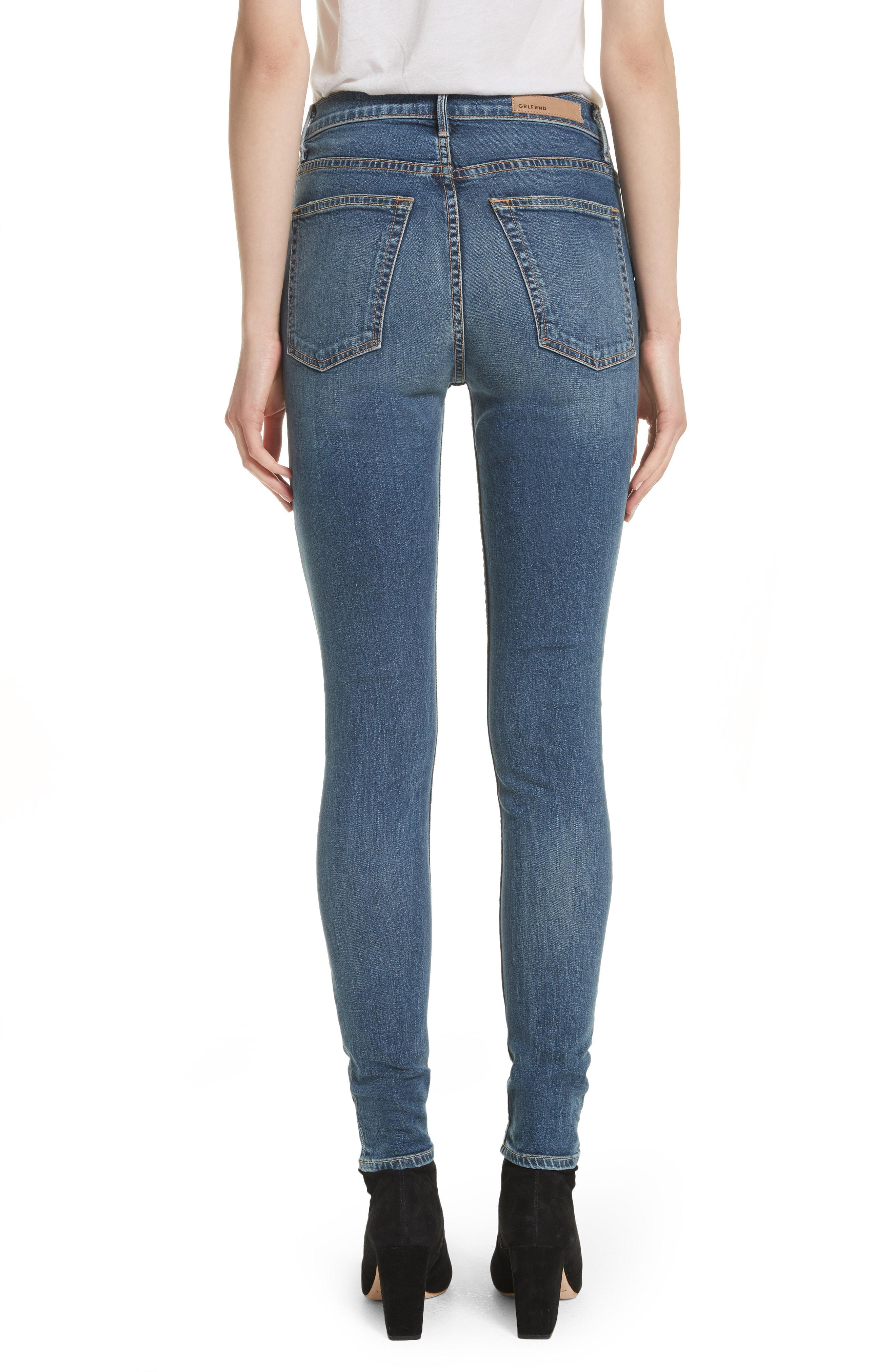 GRLFRND Kendall Jean Size 28 NWT RETAIL 228$ NEW COLLECTION