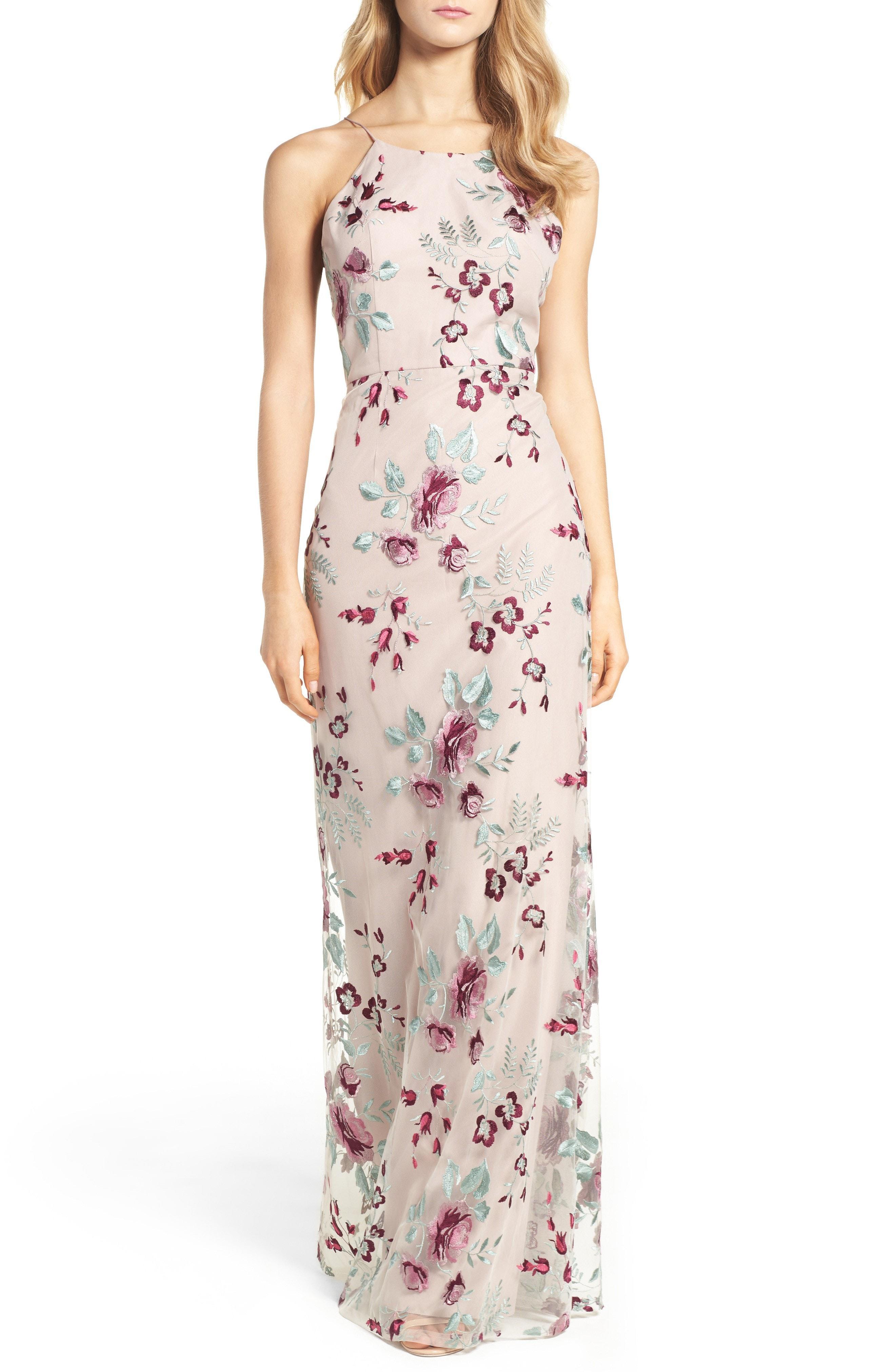 aaebfd8af Floral Embroidered Dress Nordstrom | Saddha