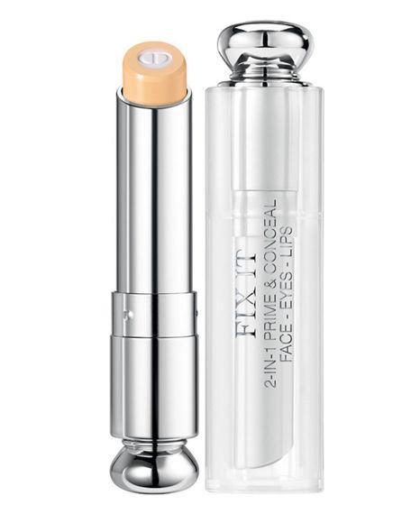 Dior Fix It 2-In-1 Prime & Conceal Medium 0.12 Oz/ 3.5 G In Neutral