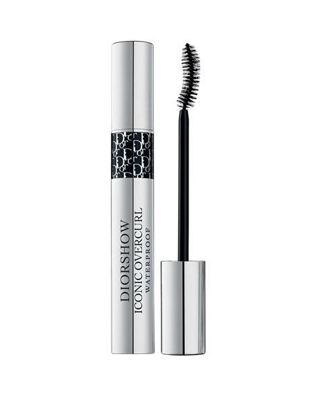 Dior Show Iconic Overcurl Waterproof Spectacular Volume & Curl Professional Mascara In Black