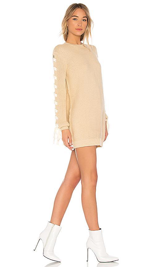 06165e42ce2 Lovers+Friends Lovers + Friends X Revolve Madison Dress In Neutral. In  Cream