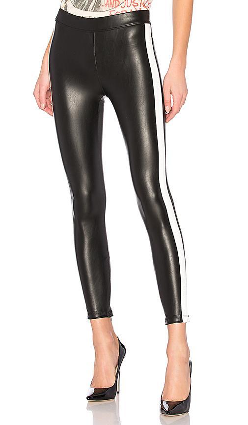 313b9d4b40e6c David Lerner Tuxedo Legging In Black | ModeSens