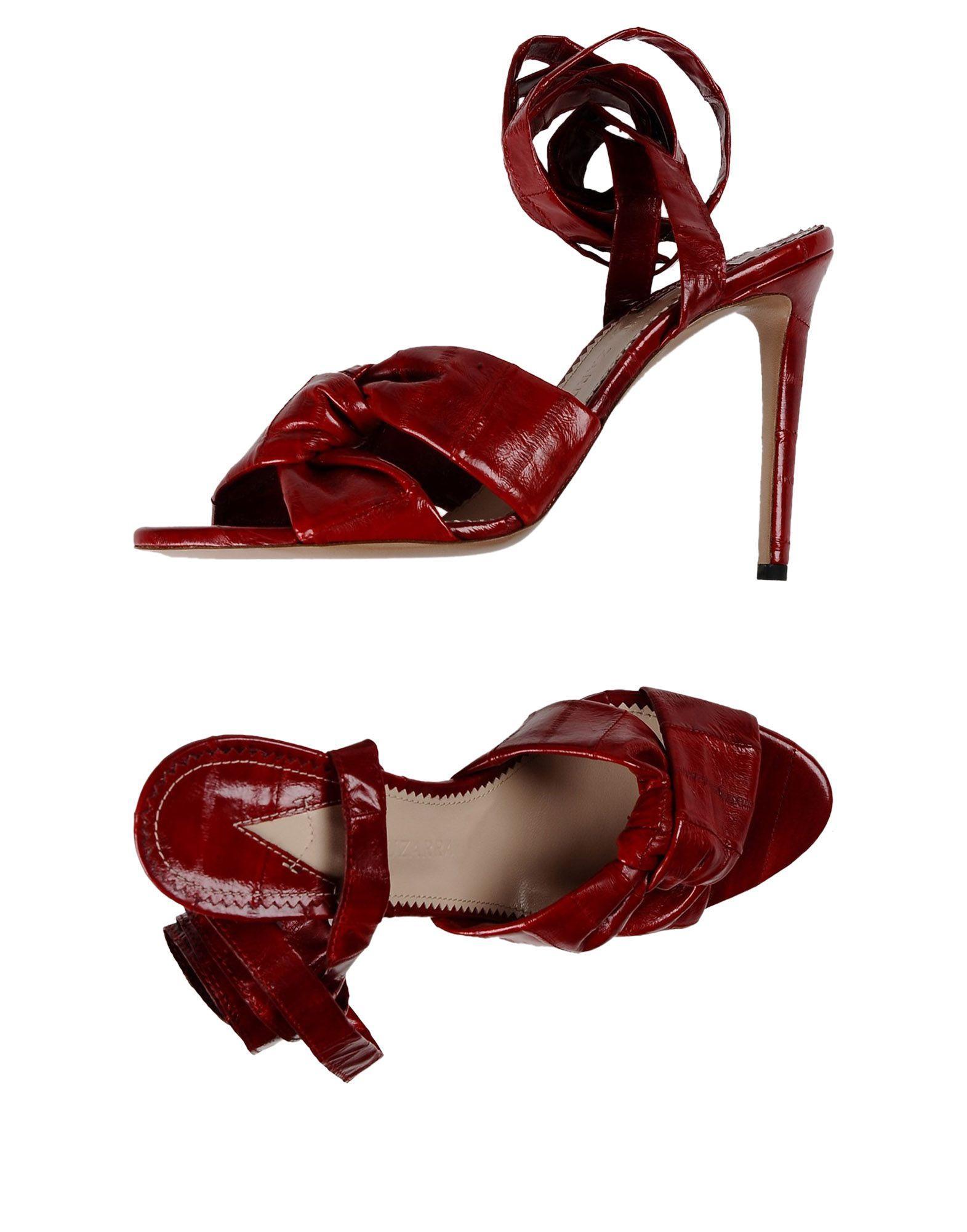 c6d7f1e71d769 Altuzarra Sandals In Red | ModeSens