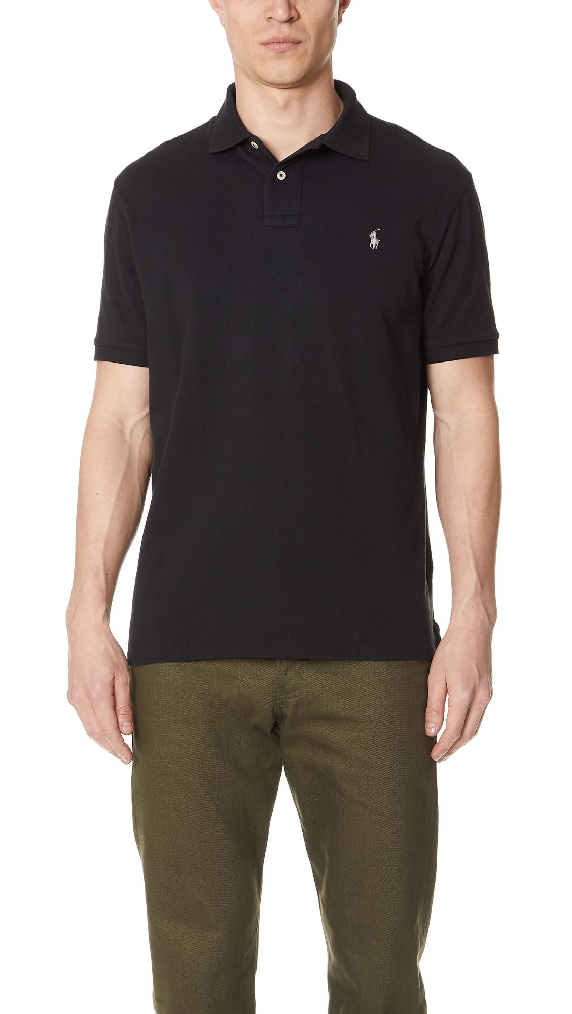 ralph lauren custom slim fit polo size guide