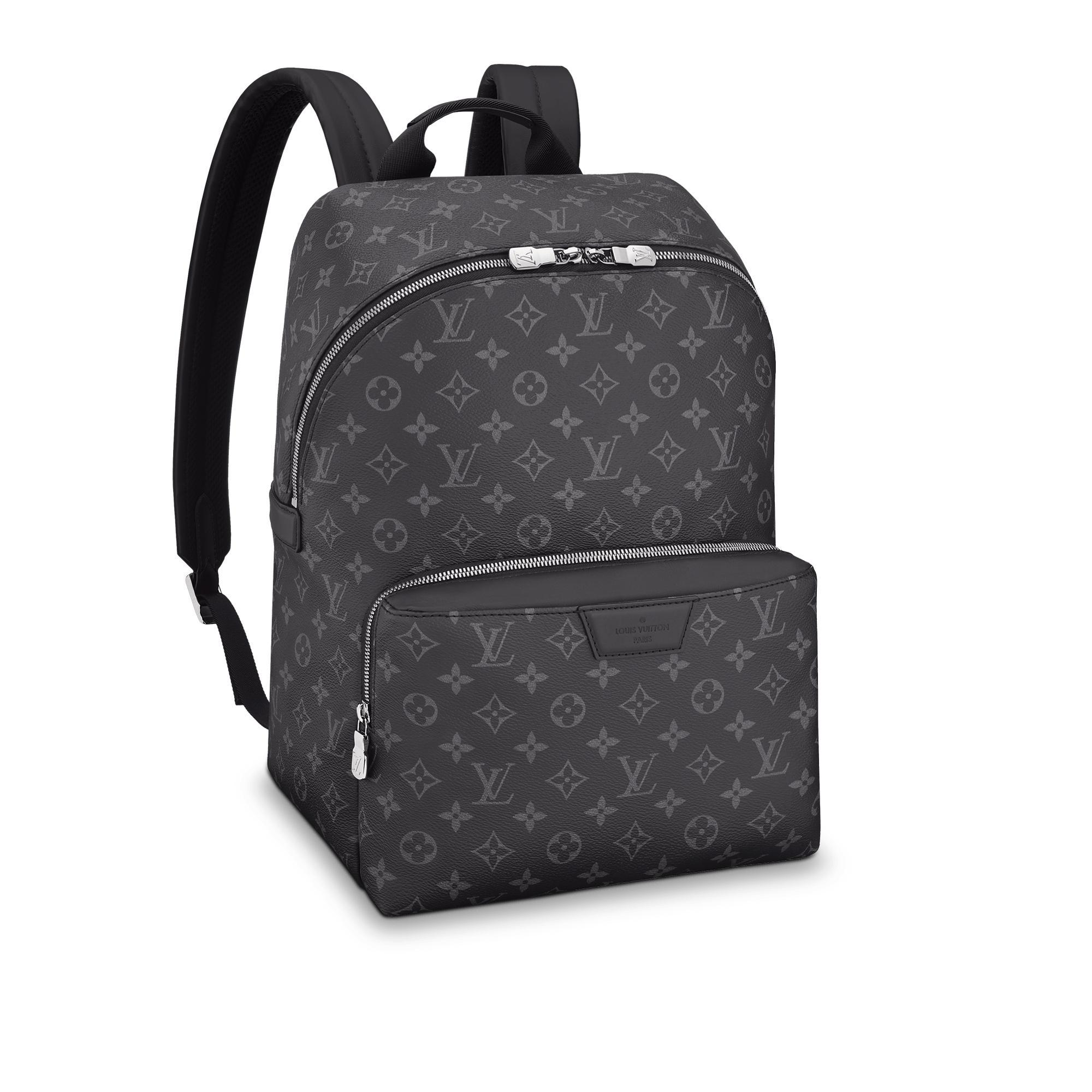 Louis Vuitton Discovery Backpack Pm In Monogram