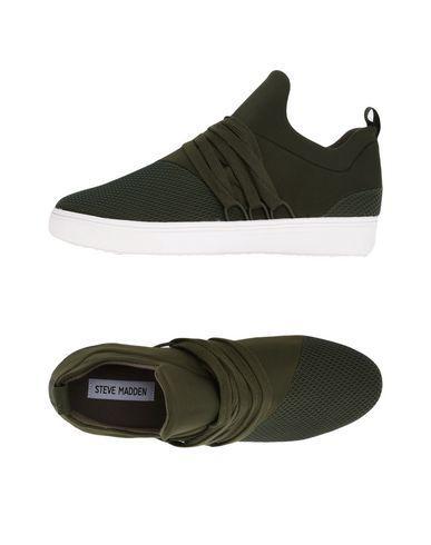 58e7c14995d Steve Madden Sneakers In Military Green