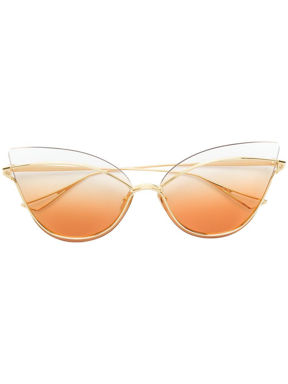 7e61f822791e Dita Eyewear Double Frame Nightbird In Metallic | ModeSens