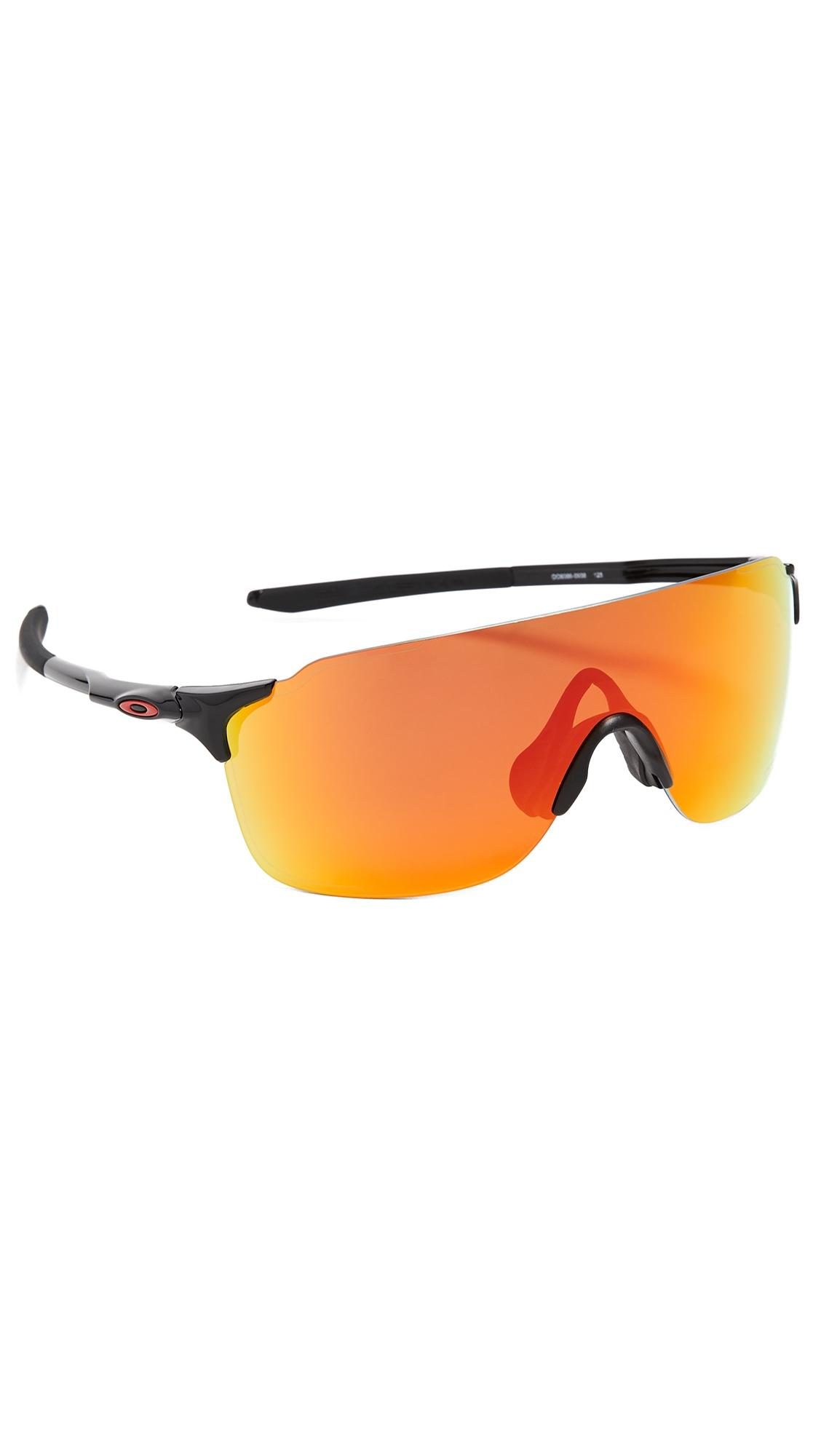 072a6d6a427 Oakley Evzero Stride Prizm Sunglasses In Black Red