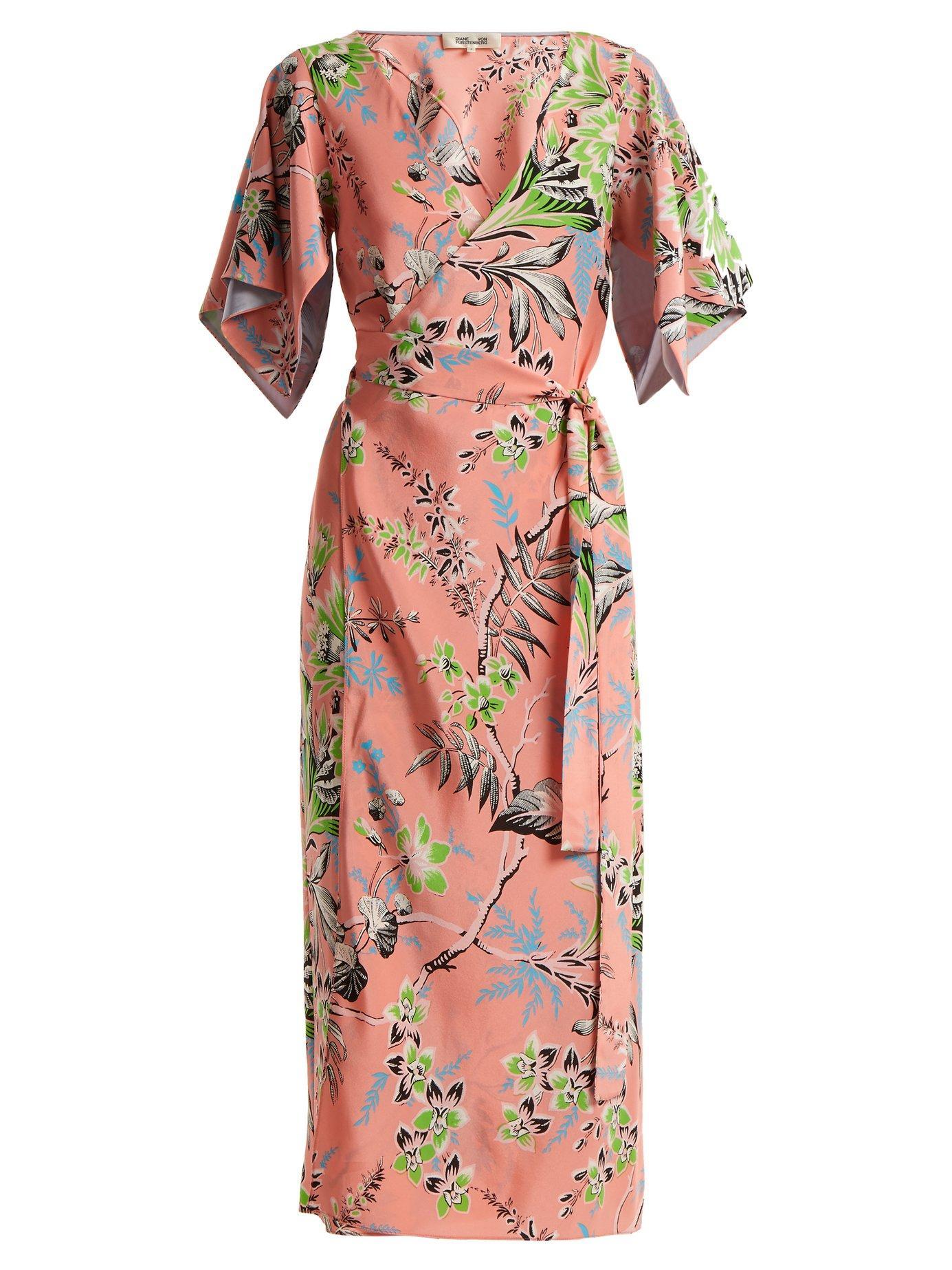 7631 1455 Designer silk fabric flowers crepe de Chine floral silk Vintage silk high fashion silk Italian silk Beautiful silk Colorful silk