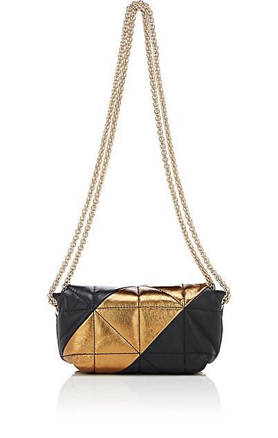 6a2c566b3e Sonia Rykiel Le Copain Chain Shoulder Bag - Black | ModeSens