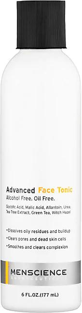 MENSCIENCE ADVANCED FACE TONIC,00450655000397