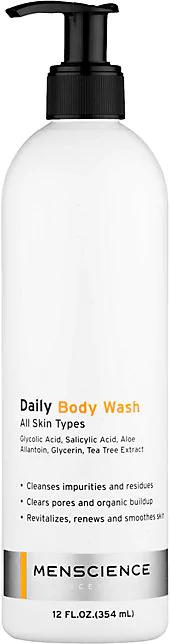 MENSCIENCE DAILY BODY WASH,00450655000243