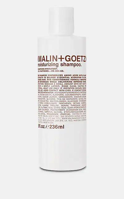 Malin + Goetz Moisturizing Shampoo/8.0 Oz. In Colorless