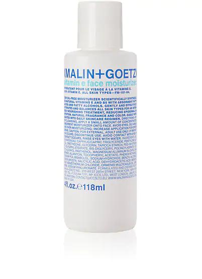 MALIN + GOETZ VITAMIN E FACE MOISTURIZER 118ML,00459206002811
