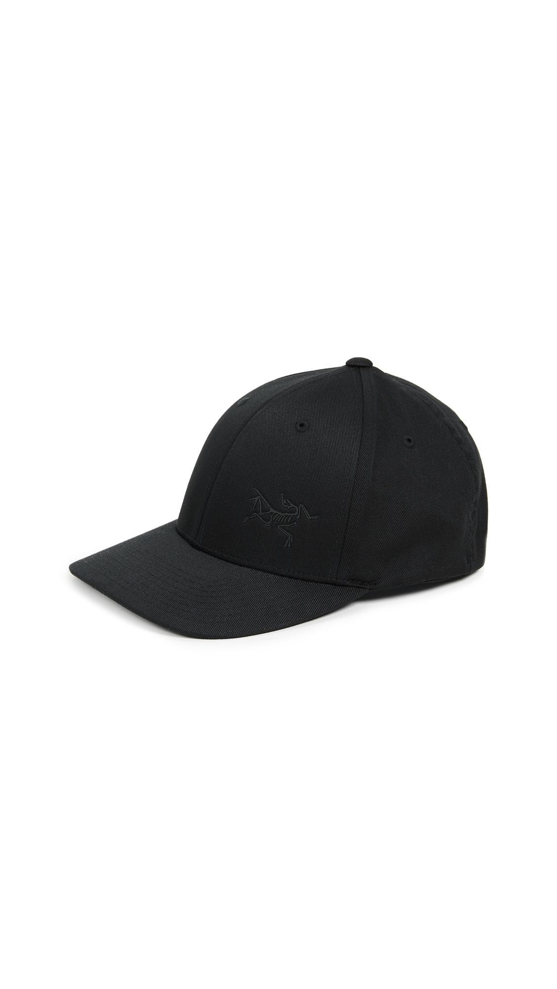 c8fb0770ab2 Arc Teryx Bird Cap In Black