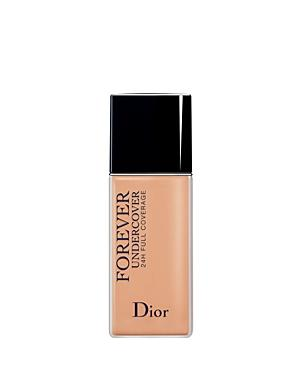 DIOR skin Forever Undercover 24-Hour Full Coverage Foundation,C000900040