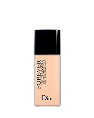 DIOR skin Forever Undercover 24-Hour Full Coverage Foundation,C000900020