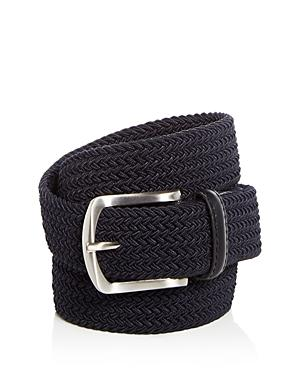 2d12e8d4943 The Men s Store At Bloomingdale s The Men S s Store At Bloomingdale s Men s  Woven Stretch Belt - 100