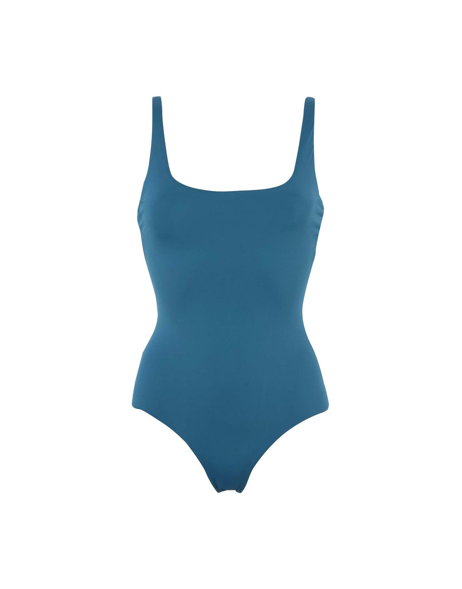 b0378ab5a66 Albertine One-Piece Swimsuits In Deep Jade | ModeSens