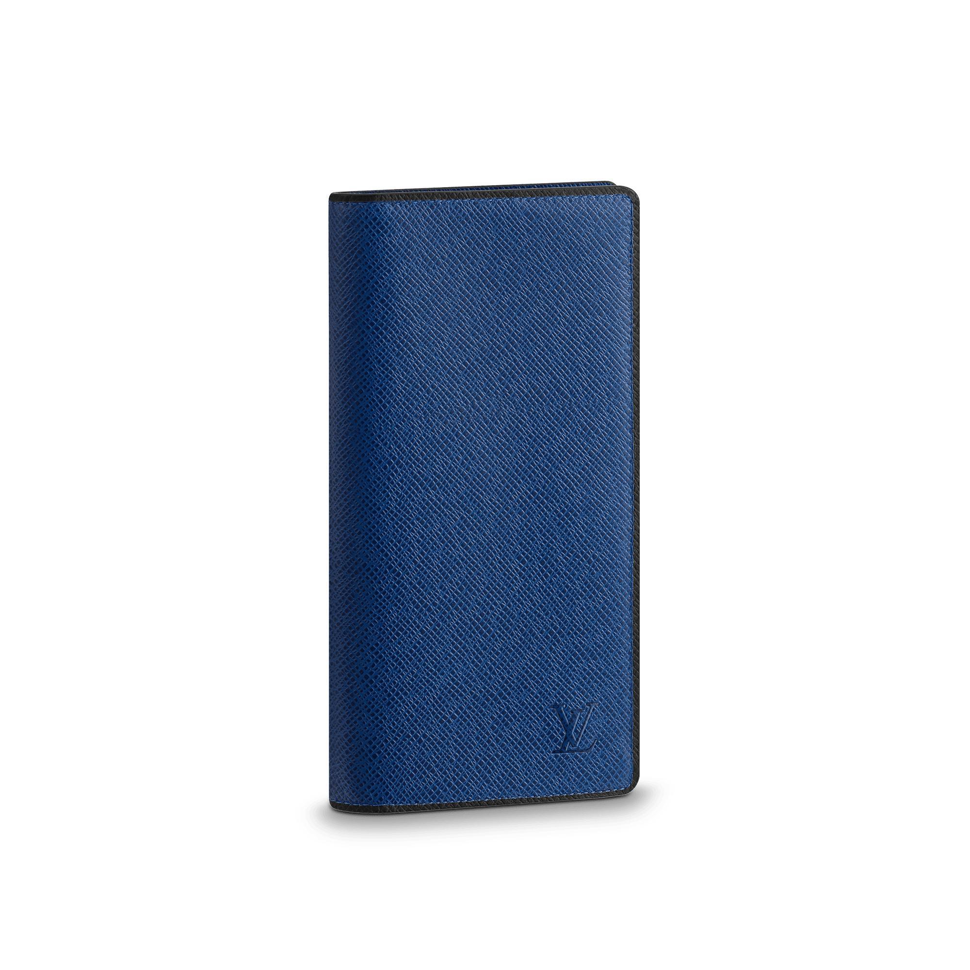 596511c7aba Brazza Wallet in Taiga Leather