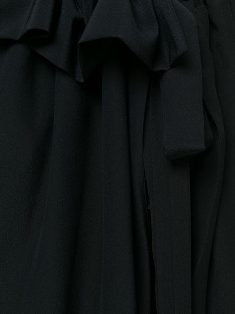 STELLA MCCARTNEY STELLA MCCARTNEY KRISTEN TROUSERS - BLACK,496972SY20612590854