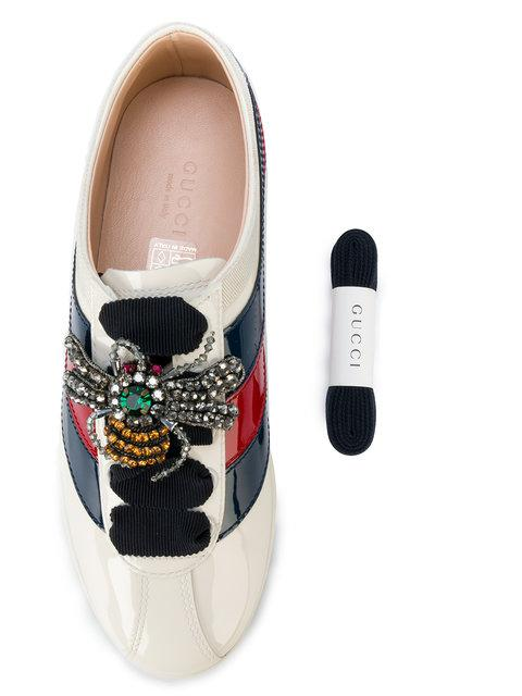 GUCCI FALACER SNEAKERS,493694BS7Y012360874