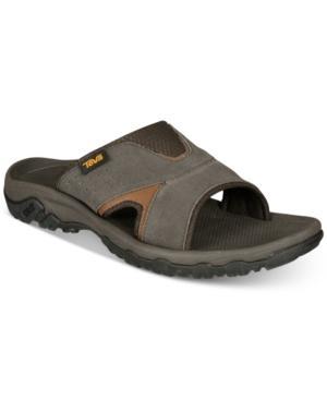 1795714d7 Teva Men s Katavi 2 Water-Resistant Slide Sandals Men s Shoes In Bungee Cord
