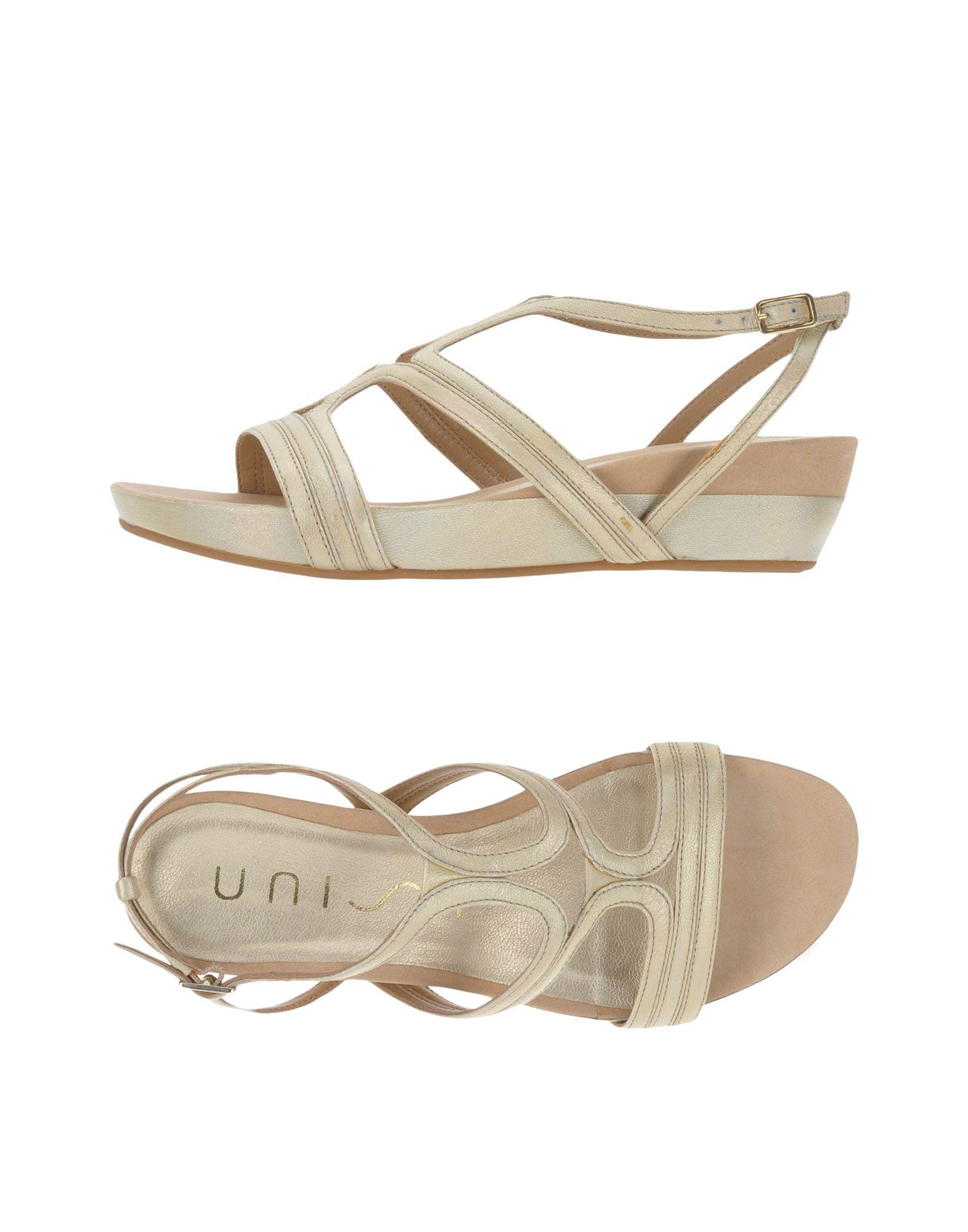 51cf1bd2b Unisa Sandals In Platinum