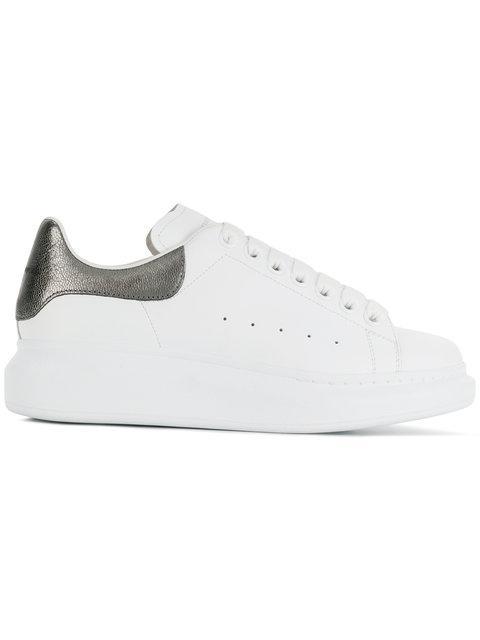 ALEXANDER MCQUEEN oversized sole sneakers,462214WHFBU12842909