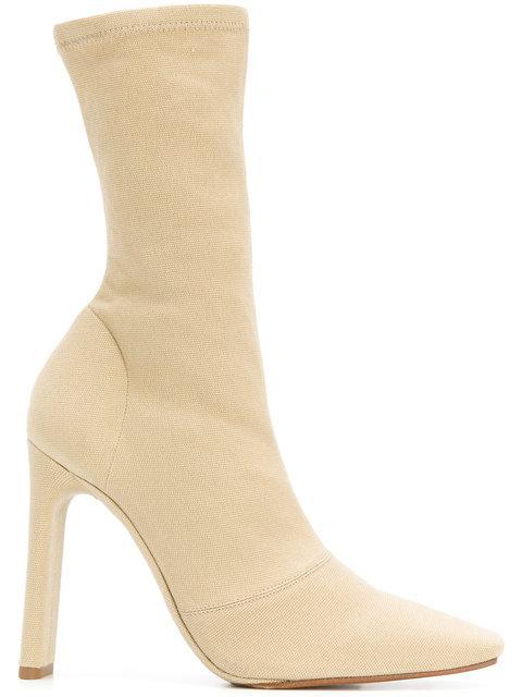 b07420d1a4ab Yeezy Season 6 Ankle Boots - Neutrals