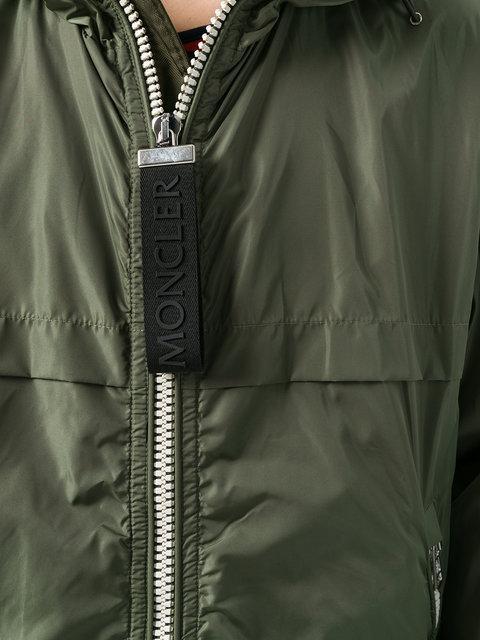 3187c6cc2 Moncler - Alshat Zip Through Jacket - Mens - Green